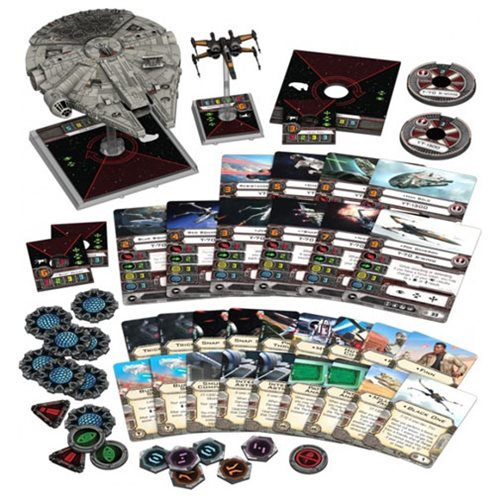 Star Wars: X-Wing Game Heroes of the Resistance Expansion