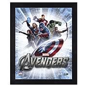 Avengers Movie Assembled Image 2 Large Framed Photo