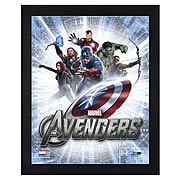 Avengers Movie Assembled Image 2 Small Framed Photo