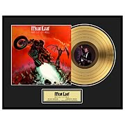 Meat Loaf Bat Out of Hell Framed Gold Record