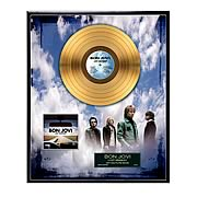 Bon Jovi Lost Highway Framed Gold Record