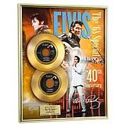Elvis Presley '68 Special Anniversary Framed Gold Record