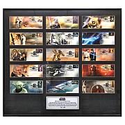 Star Wars Framed First-Day Covers Stamps