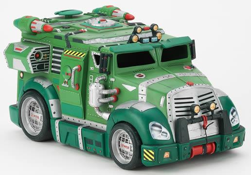 Ninja Turtles Armored Truck