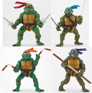 Ninja Turtles 12 inch Figures