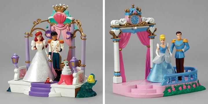 Disney Magic Talk Playset Asst