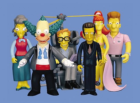 Simpsons Series 13 Set