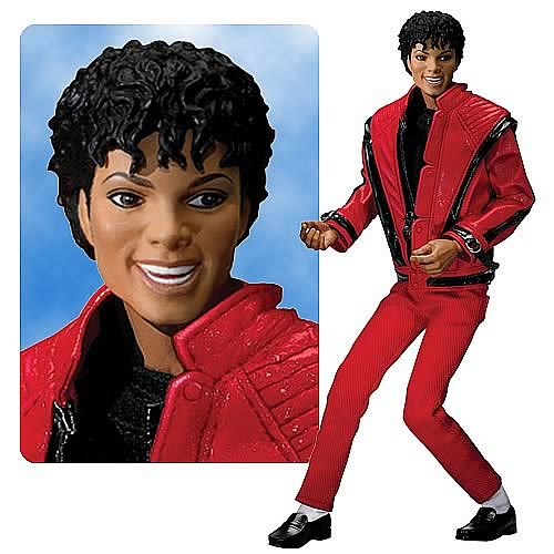 Michael Jackson Thriller 10-Inch Collector Action Figure