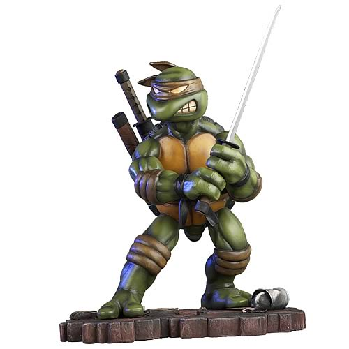 Leonardo Turtle http://www.entertainmentearth.com/item_archive/items/Teenage_Mutant_Ninja_Turtles_Leonardo_Statue.asp