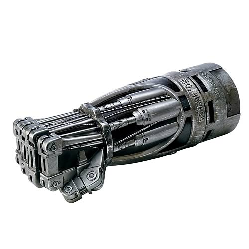 Terminator Salvation Roleplay Deluxe T-600 Power Fist