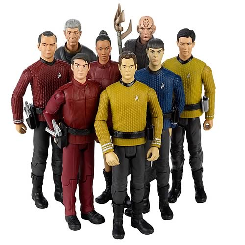 Star Trek Movie 6-Inch Figure Case
