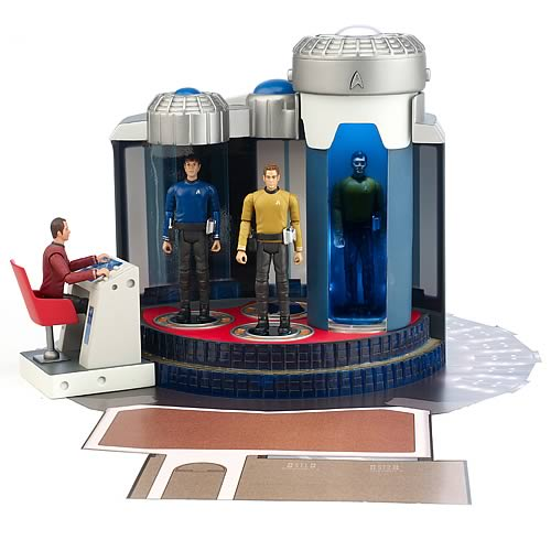 Star Trek Movie Transporter Room Playset