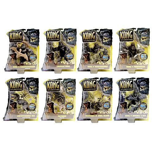 King Kong Action Figure Assortment