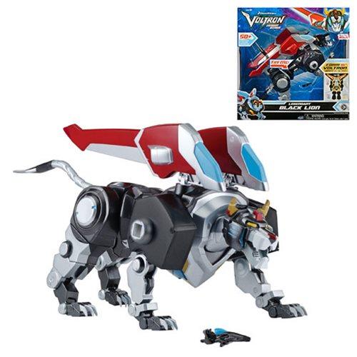 Voltron Black Lion Intelli-Tronic Combinable Figure