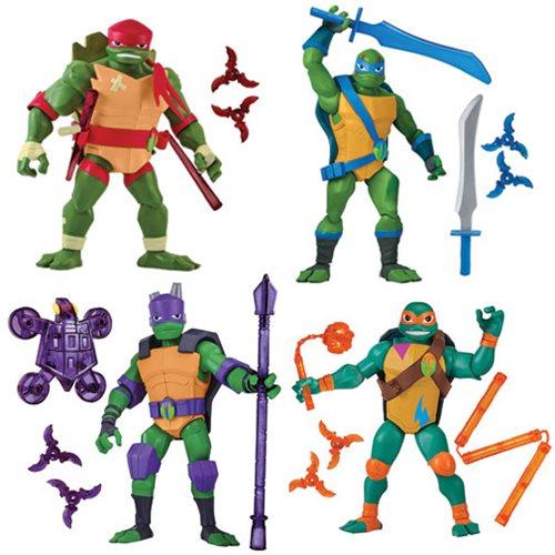 Teenage Mutant Ninja Turtles 10-Inch Figure Case