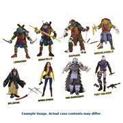 Teenage Mutant Ninja Turtles Basic Figures Wave 1 Case