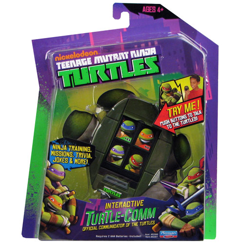 Teenage Mutant Ninja Turtles Electronic Turtle Communicator