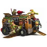 Teenage Mutant Ninja Turtles Shell Raiser Deluxe Vehicle