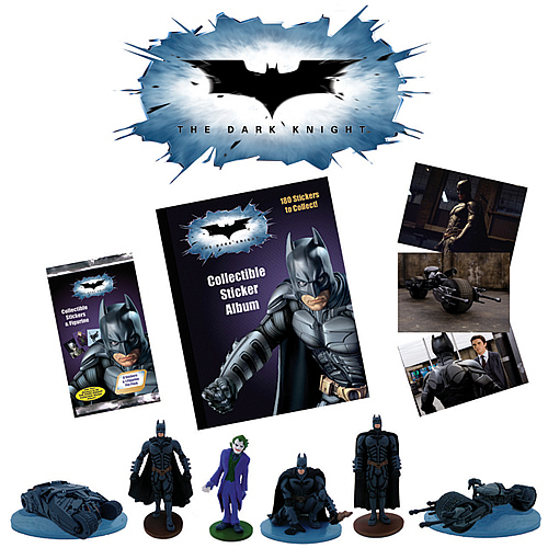 Batman: The Dark Knight Mini-Figure Collection Box
