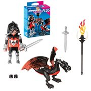 Playmobil 4793 Special Plus Knight with Dragon Action Figure