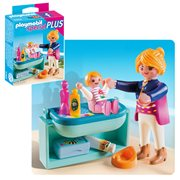 Playmobil 5368 Special Mother Child Changing Table Figure