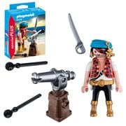 Playmobil 5378 Special Plus Pirate with Cannon Action Figure