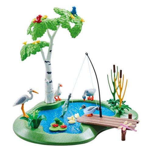 Playmobil 6574 Fishing Pond