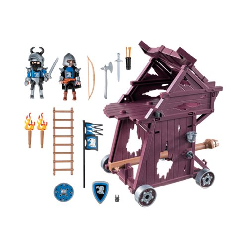 Playmobil 6628 Eagle Knights` Attack Tower Playset