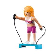 Playmobil 6827 Fitness Instructor Action Figure