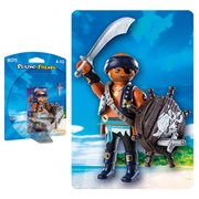 Playmobil 9075 Pirate with Shield Action Figure