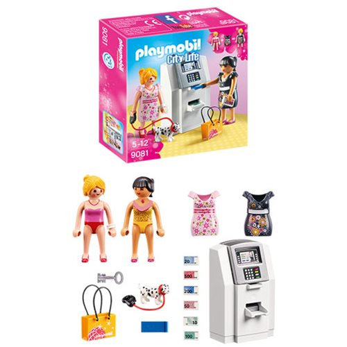 Playmobil 9081 ATM Automated Teller Machine