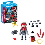 Playmobil 9092 Special Plus Rock Blaster with Rubble
