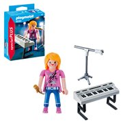 Playmobil 9095 Special Plus Singer with Keyboard