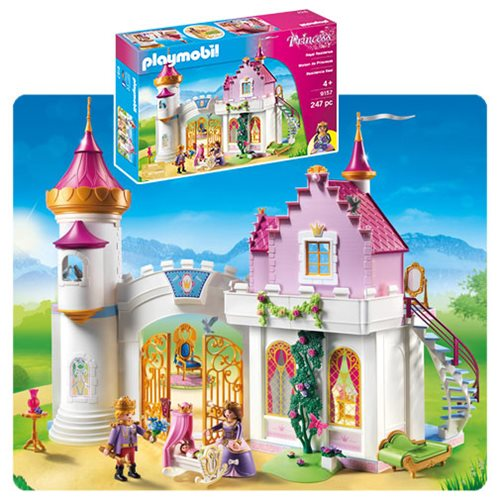Playmobil Princess Fantasy Castle For Girls - Chateau Princess ...
