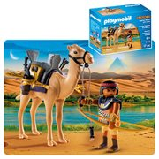 Playmobil 9167 History Egyptian Warrior Camel Figures