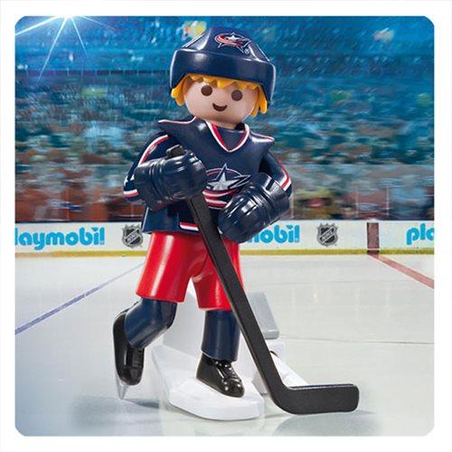 Playmobil 9202 NHL Columbus Blue Jackets Player Figure
