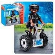 Playmobil 9212 Policeman with Balance Racer Action Figure