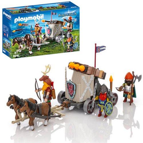 Playmobil 9341 Knights Horse-Drawn Ballista