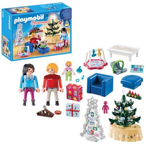 Playmobil 9495 Christmas Living Room