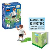 Playmobil 9511 Soccer National Team Player Germany Figure