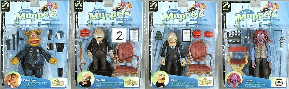Muppet (Series 6) Repaint Set