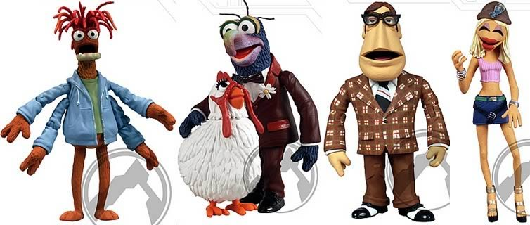 Muppet Show (Series 5) Case