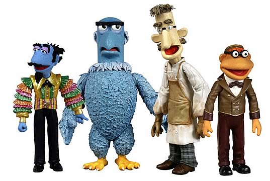 Muppet Show Series 8 Case