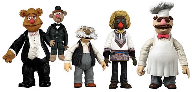 Muppet Show Series 9 Set