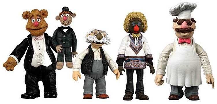 Muppet Show Series 9 Set