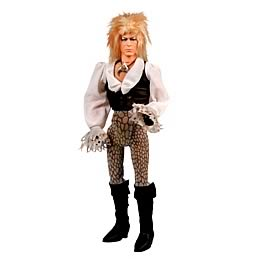 Labyrinth Goblin King Jareth (David Bowie) 12-Inch Figure