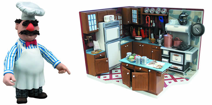 Swedish Kitchen Playset