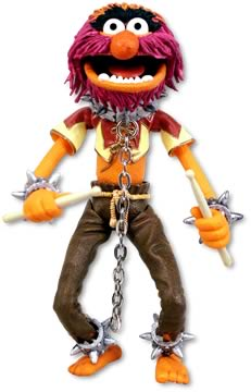 Mega Muppet Animal Figure