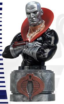 GI Joe Destro Mini-Bust