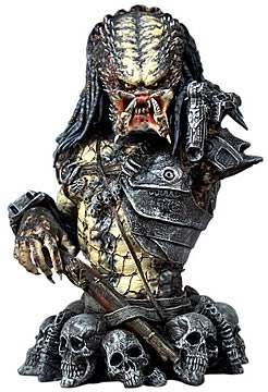 Predator Elder Mini-Bust